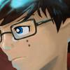 Yukio in demon form